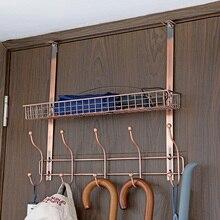 Спальня вешалками кухня вешалки двери за дверью железный крюк