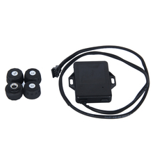 Pressure-Monitoring-System Dasaita External-Sensor Car-Tire Mini TPMS with Special-Hotaudio