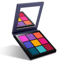 Women Fashion 9 Color Eyeshadow Palette Pigmented Glitter Makeup Palette Nude Matte Eyeshadow Ultra Shimmer Eyeshadow Maquiagem недорого