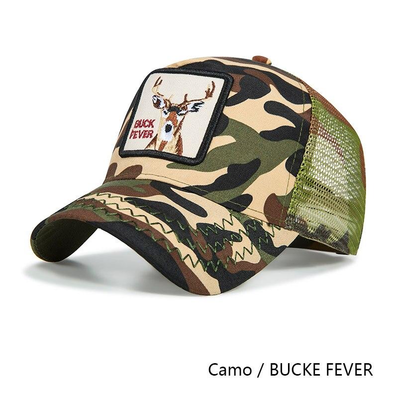 camo buck fever