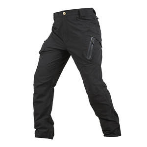 Casual Trousers Pant Tactical-Pants Multi-Pockets Military IX9 Army Cotton SWAT Combat