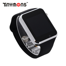 Tinymons A1 Bluetooth Смарт часы наручные часы Спорт Шагомер с SIM Камера Smartwatch дети телефон часы для Android-смартфон
