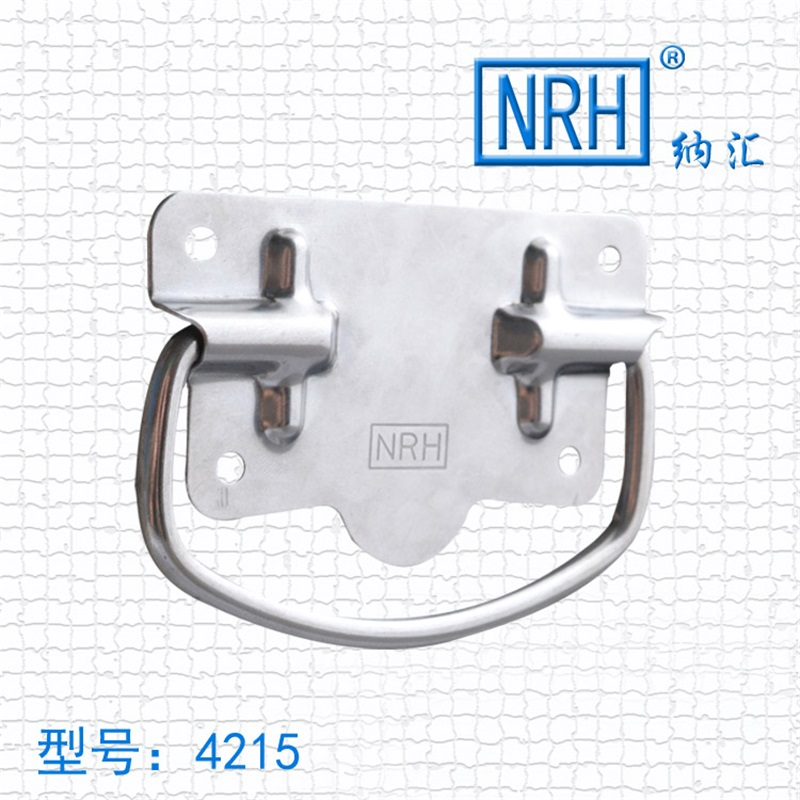 NRH4215 SUS 304 stainless steel handle flight case handle Spring handle Factory direct sales Wholesale price high quality handle high quality qrignal best selling 304 stainless steel glass door lock with keys factory direct price