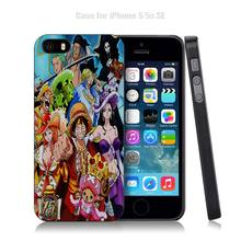One Piece Cover for iPhone Apple 4/4s/5/5s/SE/5s/6/6s/7/7s/Plus