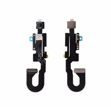 LEOLEO 1pcs/lot 100% Brand New Facing Front Camera Module For iPhone 7 7G 4.7'' With Sensor Proximity Flex Cable Replacement new 1pcs module r400sh08
