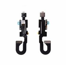 LEOLEO Front Camera For iPhone 7 7G i7 4.7'' Front Facing Camera Lens Right Proximity Sensor Flex Cable Replacement Repair Parts стоимость