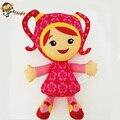 30 см Kawaii Высокое Качество Игрока Umizoomi Милли Плюшевые Куклы Милые Девушки Игрушки для Детей детские Подарки