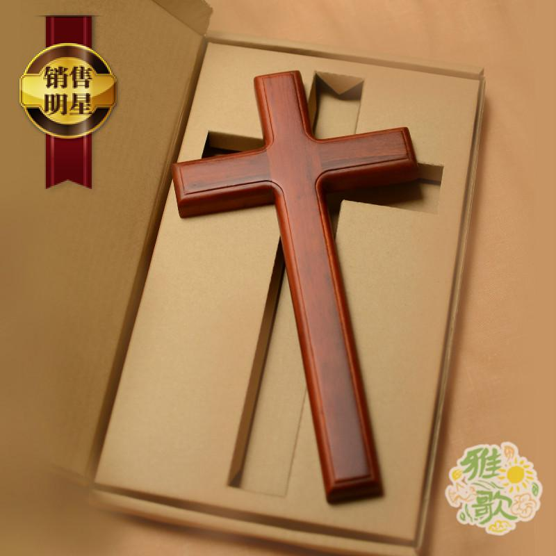 GOOD Cross # Christianism Catholicism Jesus Christ Cross bless Home Family wall Religious Praying art holy statue free shipping