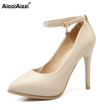 women stiletto shoes sexy spring summer autumn high heel ladies quality footwear fashion pumps shoes heels size 34-43 P22457