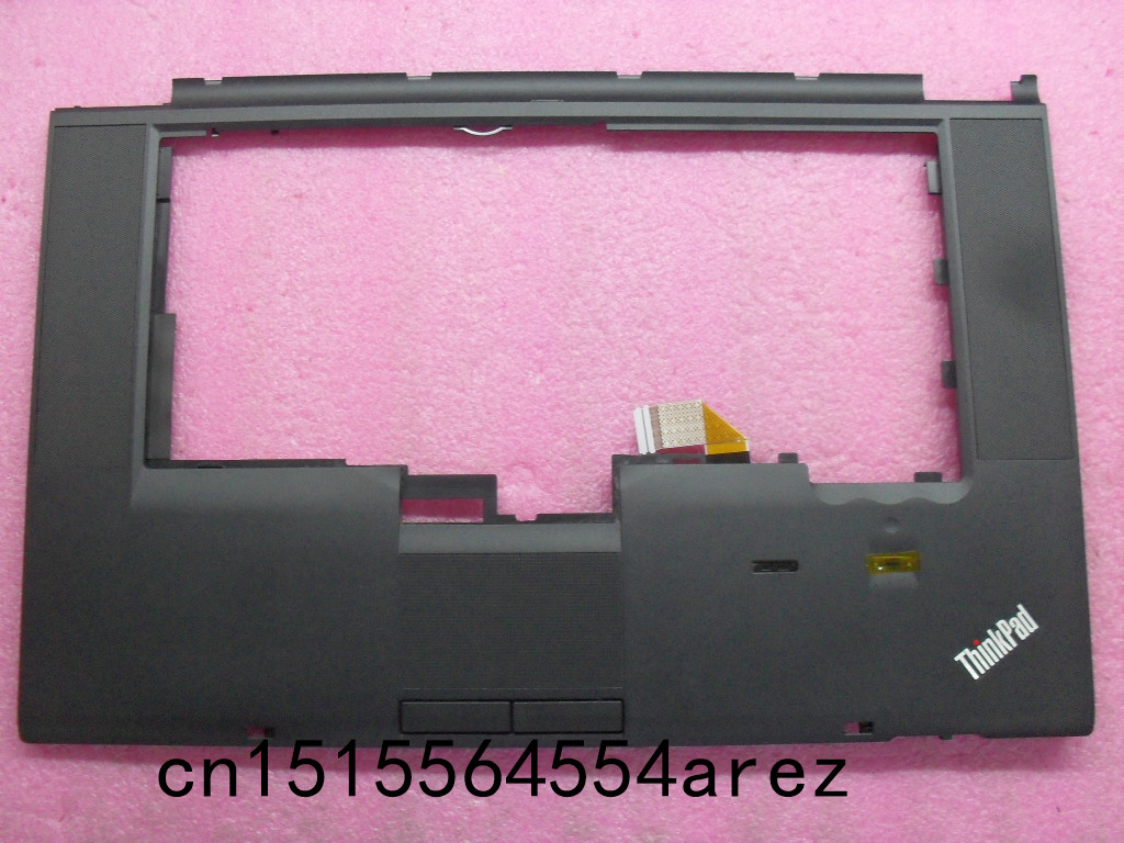 New laptop Lenovo ThinkPad T520 W520 Touchpad FP CS Palmrest cover/The keyboard cover FRU 04W1368 new oirginal for lenovo thinkpad t520 t520i w520 palmrest keyboard bezel 04w1365 04w1366 04x3735