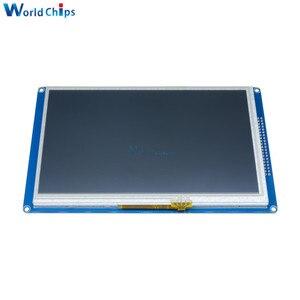 """Image 2 - 7 """"7.0"""" بوصة TFT شاشة الكريستال السائل 800x480 SSD1963 شاشة لوحة اللمس PWM LED الخلفية وحدة تحكم لاردوينو 51/AVR/STM32"""