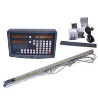 1 комплект токарный станок/фрезерный/сверлильный/EDM/CNC станок 2 оси устройство цифровой индикации и линейные весы/линейный датчик