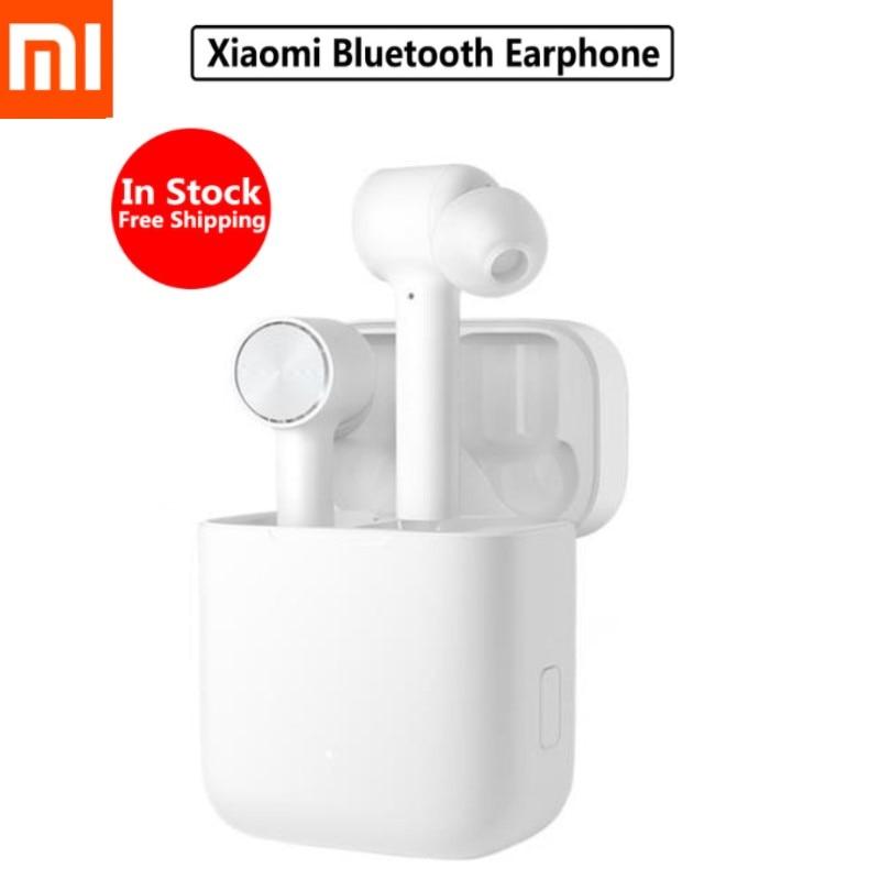 Xiaomi Bluetooth Oortelefoon Air TWS ENC Actieve Ruisonderdrukking ANC Touch Control Draadloze Bluetooth Stereo Headset AAC HD Geluid-in Bluetooth Oordopjes & Koptelefoon van Consumentenelektronica op  Groep 1