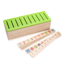 Wooden Classification & Pattern Matching for Kids – Educational Toy