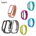 Lemado mental Sports Band Strap for MI band 2 bracelet For Xiaomi 2 Wristband Strap Belt