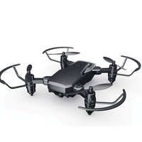 Remote Control Rc Quadcopter Mini Plastic Folding Drone Red White Blacke Cool Gift Toy Foe Kids Children Boys Girls Toys Ct024