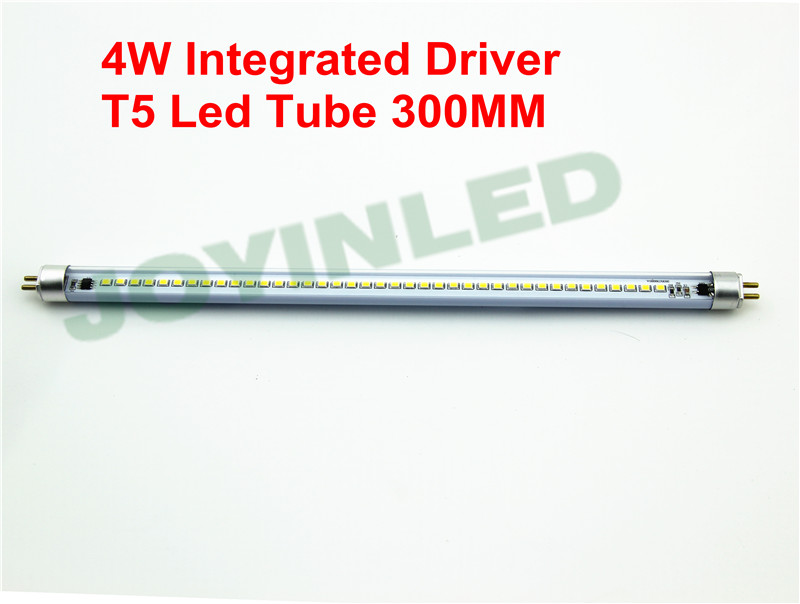 Triac PWM dimmable led tube t5 300mm 4W 220 230V no ballast/starter commercial office tube White replace of Fluorescent lighting energy savingt8 60cm led 10w fluorescent 40w equivalent tube replacement fluorescent lamp fixture no ballast no uv