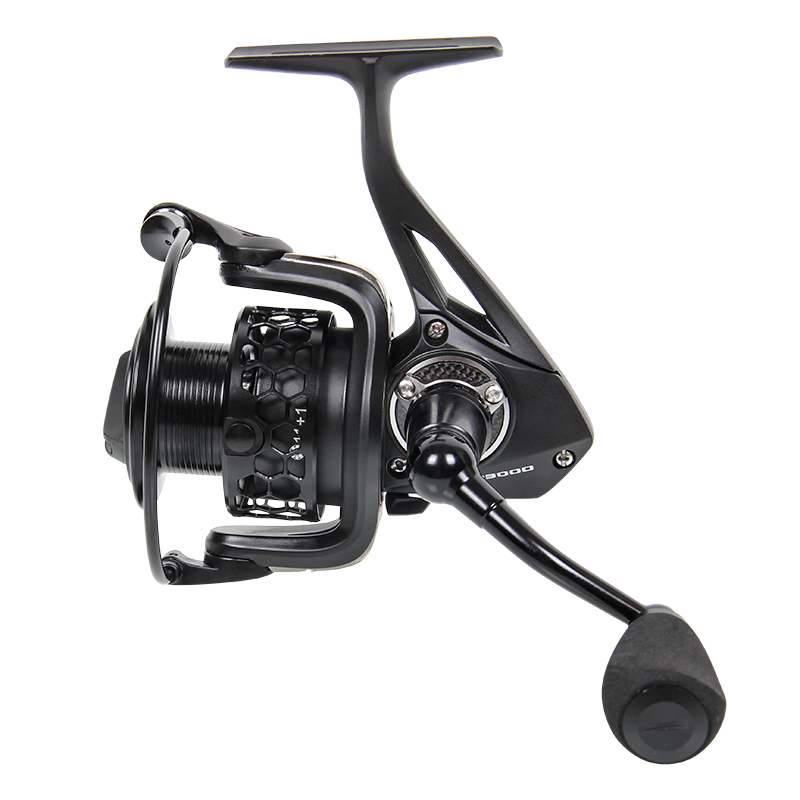 Tsurinoya TSP3000 12BB 5.2:1 New Spinning Reel Lure Reels Full Metal Fishing Reel Sea Trolling Wheel tsurinoya tsp3000 spinning fishing reel 11 1bb 5 2 1 full metal max drag 8kg jig ocean boat lure reels carretes pesca molinete