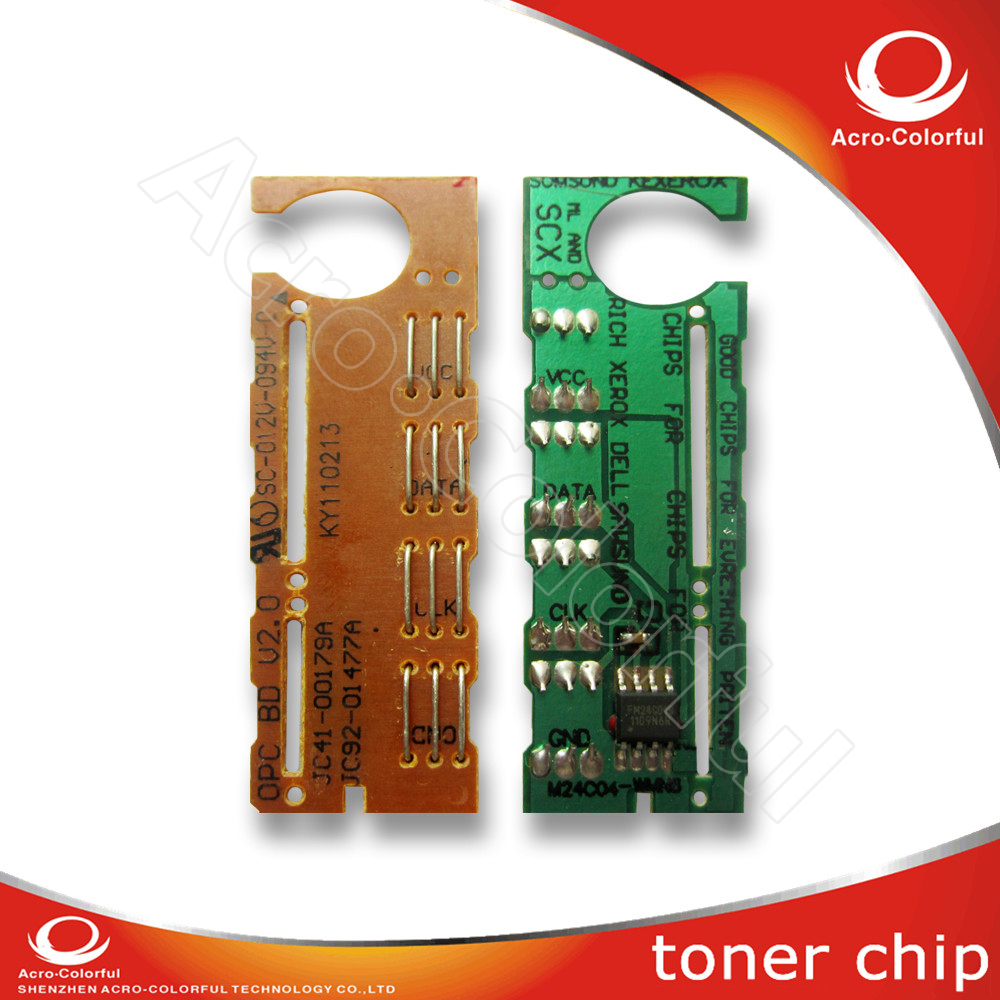 SCX-D4200A chip reset laser printer spare parts toner cartridge chip for Samsung SCX-4200 MFP