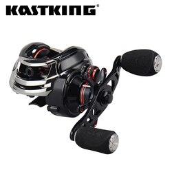 KastKing Royale Lenda 7.0: 1 12BBs Carretel De Arremesso Carretel De Pesca De Arremesso Carretel de Alumínio Carretilha pesca Artes de Pesca Da Carpa