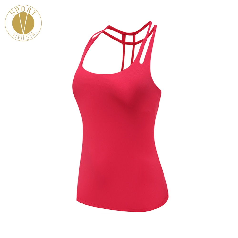 Womens Yoga Workouts Strappy Back Sport Tank: Aliexpress.com : Buy Strappy Tight Fit Racerback Sports