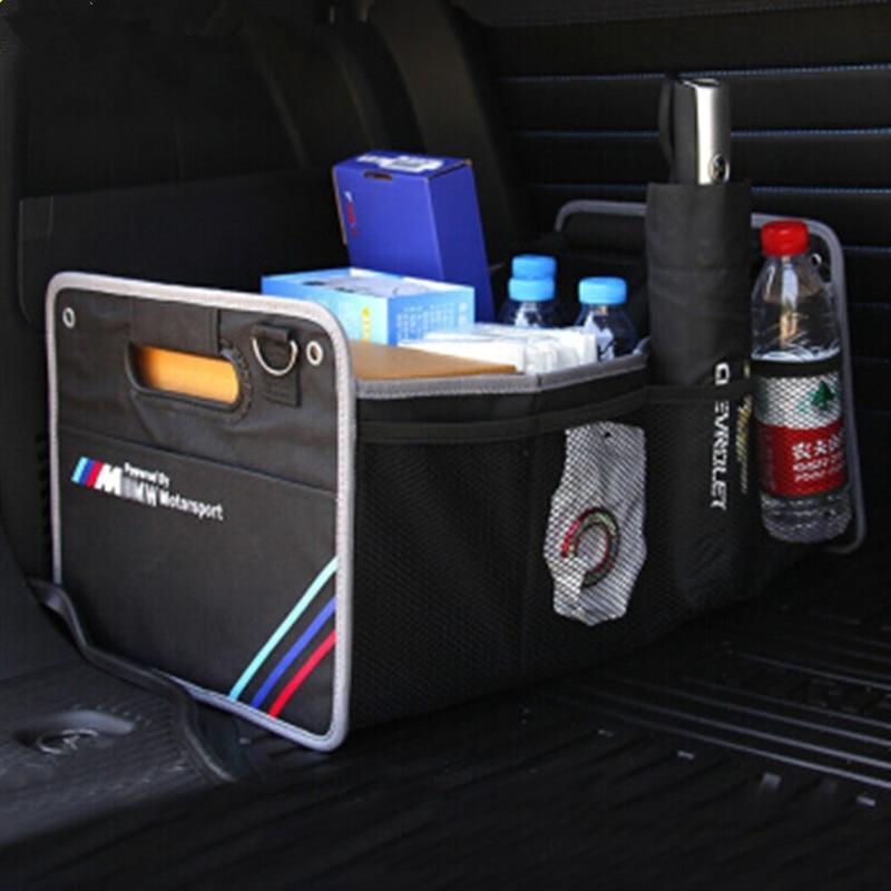 1X Intérieur Accessoires De Voiture Tronc Boîte de Rangement Rangement Pour BMW E64 E65 E66 E67 E68 X1 X3 E82 E83 E84 e85 F01 F02 F20 E60 F30 M M5
