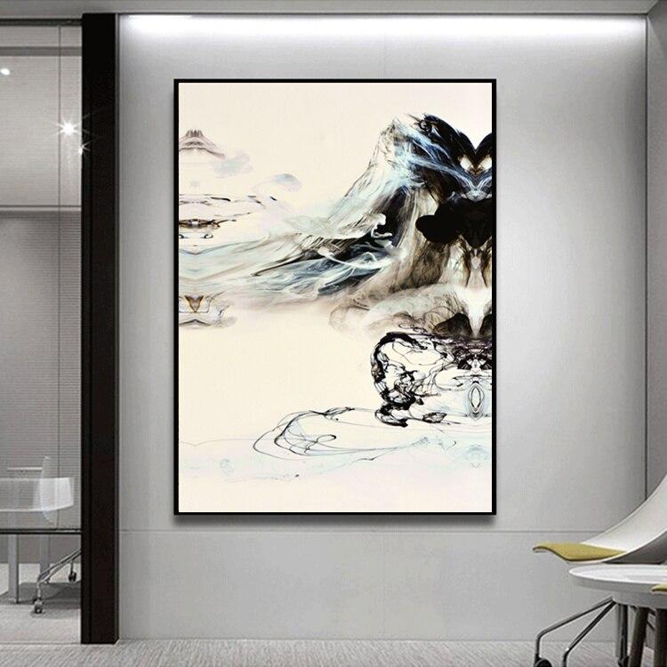 Ιμπρεσιονισμός μελάνι ζωγραφική HD - Διακόσμηση σπιτιού - Φωτογραφία 1