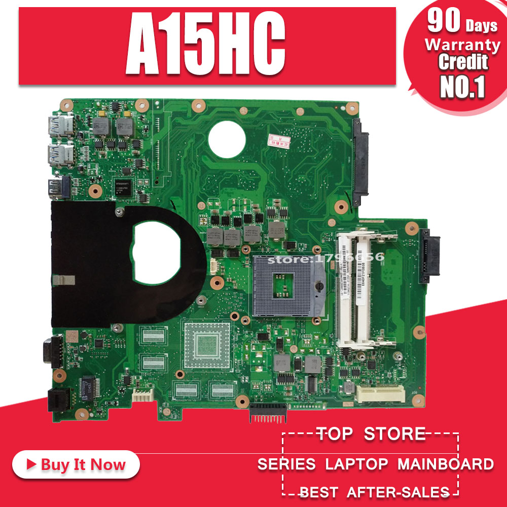 Laptop Motherboard 69N0YCM10B04 FOR MSI A15HC VER: 2.0 081N1-QL14G00 Mainboard INTEGRATED DDR3 100% Tested Ok