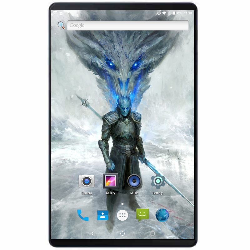 2019 Hot 10 inch Octa Core Tablet Android 8.0 OS 4GB RAM 64GB ROM 1280x800 IPS Dual SIM Cards 6000mAh 4G FDD LTE GPS Pad 10(China)