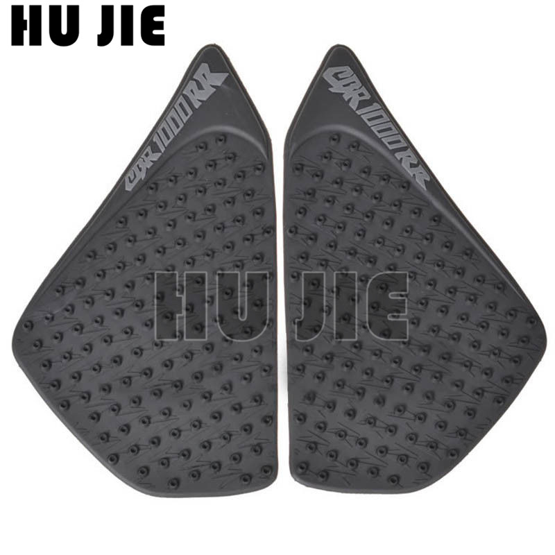 Decals & Stickers Motorcycle Tank Traction Pad Side Gas Knee Grip Protector Pad Sticker For Honda Cbr1000rr Cbr1000 Rr Cbr 1000 Rr 2004-2007 05 06 New Varieties Are Introduced One After Another Motorbike Accessories
