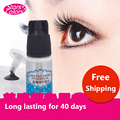 Stars Colors Grafting false eyelash glue planting Non odor without stimulation allergy quick-drying waterproof super glue