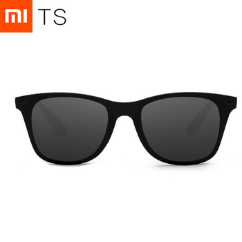 2019 Xiaomi Mijia TS Fashion Human Traveler Sunglasses STR004-0120 TAC Polarized Lens UV Protection for Driving/Travel Men Women Smart Remote Control
