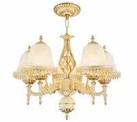 Лидер продаж Новинка подвесной светильник из натуральной Vintage подвесные светильники ручной работы золотой блеск Бесплатная доставка