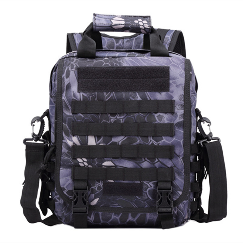 Outdoor Camouflage Backpack Army Military Tactical <font><b>Bags</b></font> Oxford Sports Unisex Camouflage <font><b>Bag</b></font> 30L for Camping Trave Hiking <font><b>Bags</b></font>