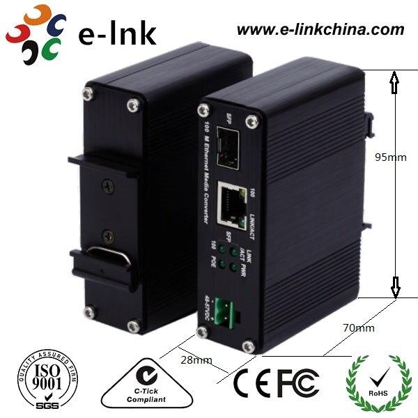 محول وسائط صغير من النوع 1000Base-T إلى - معدات الاتصالات