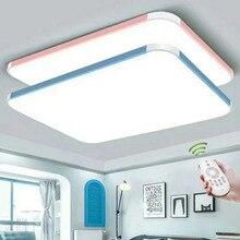 hot deal buy new ceiling lights indoor lighting led luminaria abajur modern led ceiling lights for living room bedroom kitchen lamps for home