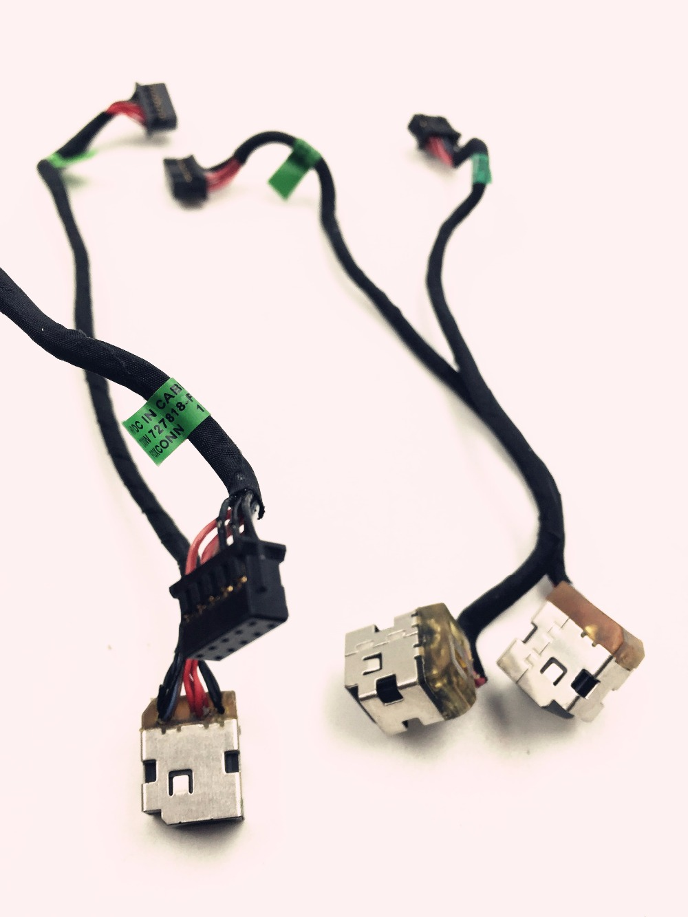 NEW LAPTOP DC POWER JACK CABLE FOR HP ZBOOK 17 ZBOOK 15 SERIES 727818-001 727819-SD9 new lp2k series contactor lp2k06015 lp2k06015md lp2 k06015md 220v dc