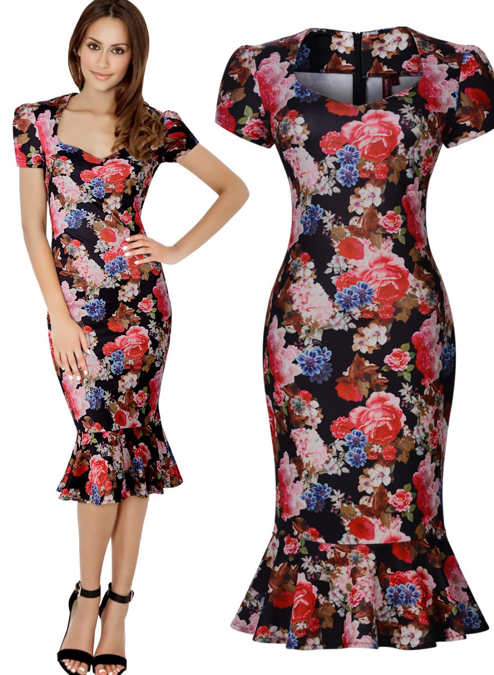 Elegant Hawaiian Dresses for Women