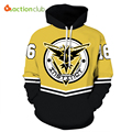 ACTIONCLUB 2017 Spring New Fashion Nens Hoodies And Sweatshirts 3D Pokemon Go Pocket Monster Valor Team Casual Sportswear Coats
