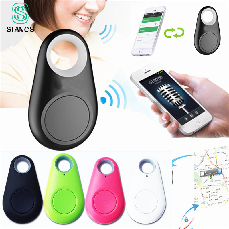 Smart finder Key finder Wireless Bluetooth Tracker Anti lost alarm Smart Tag Child Bag Pet GPS Locator Itag Tracker for iPhone