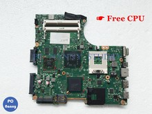 NOKOTION laptop motherboard for hp cq321 605746-001 Mother Boards PM45 w/ATI video Mainboard works(China)