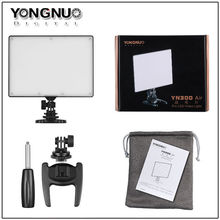YONGNUO YN300 YN-300 Aire YN 300 PRO Cámara de Vídeo LED luz 3200 k-5500 k para canon nikon pentax olympas samsung dslr y videocámara