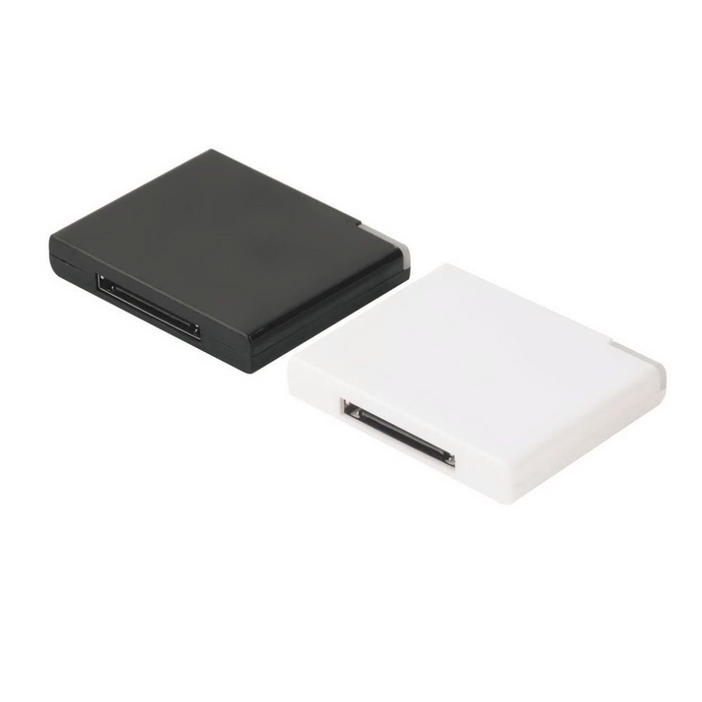 Bluetooth A2DP Music Receiver Adapter for iPod iPhone 30-Pin Dock Speaker tall