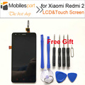 Screen for Xiaomi Redmi 2 New High Quality LCD Display +Touch Screen Replacement Screen For Xiaomi Red Rice 2 /Hongmi 2