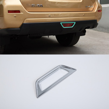 ABS Chrome Car Exterior brake light cover Styling Accessories For Nissan 2018 TERRA