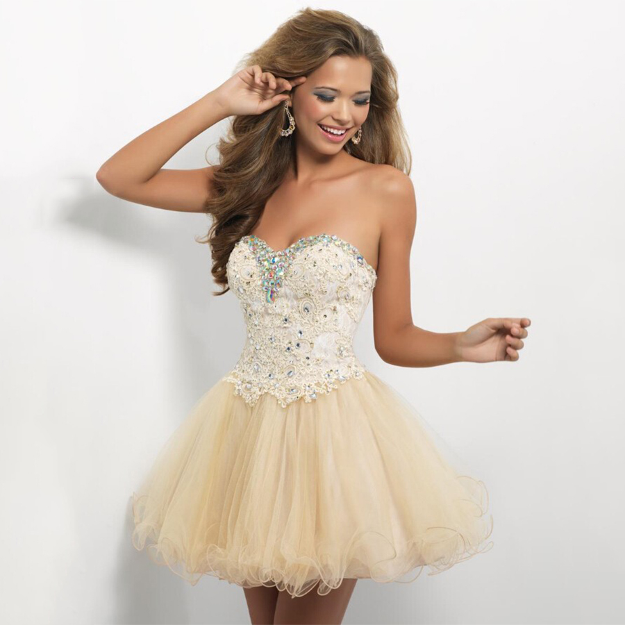 Online Get Cheap Sparkly Dresses for Homecoming -Aliexpress.com ...
