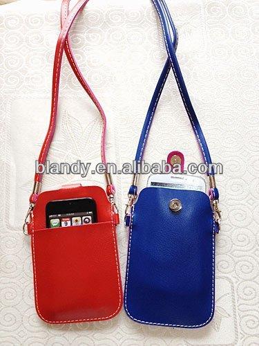600ps Free shipping wholesale PU leather Single shouder Sling bag ...