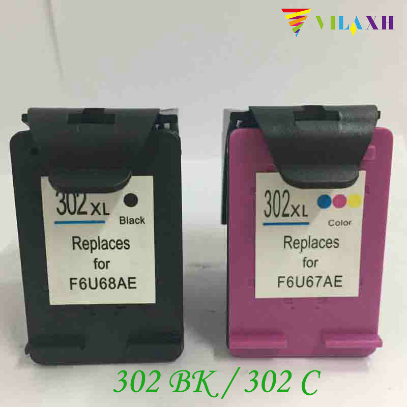 for hp 302 xl 302xl ink cartridge for hp302 deskjet 2130 1110 1111 1112 2131 2132 3630 officejet. Black Bedroom Furniture Sets. Home Design Ideas