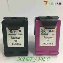 For HP 302 Ink Cartridge for HP 302 xl Deskjet 2130 1110 1111 1112 2131 2132 3630 Officejet 4650 ENVY 4520 Printer mfd hp deskjet 2130 printer