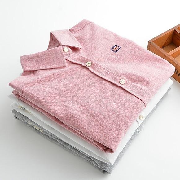 British Flag embroidery symbol long sleeve long blouse shirt free drop  shipping c1051f242746